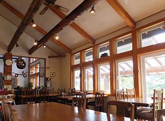 不思議草の食堂