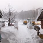 141218除雪中