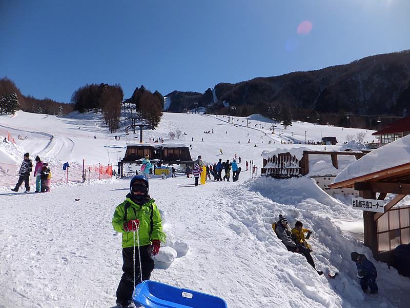 150221丸沼高原スキー場