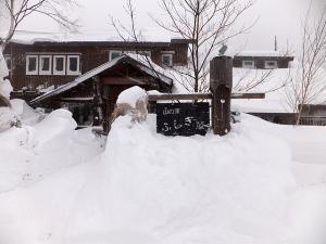 150214看板除雪後